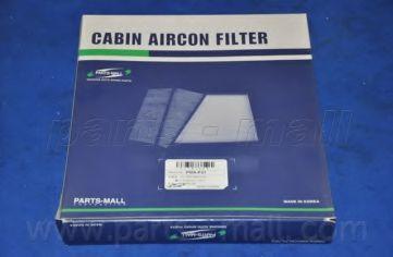 Фильтр, воздух во внутренном пространстве PARTSMALL арт. PMAP31