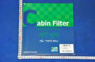 Фильтр, воздух во внутренном пространстве PARTSMALL арт. PMF018