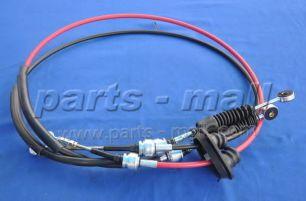 Трос, управление сцеплением PARTSMALL арт. PTA011