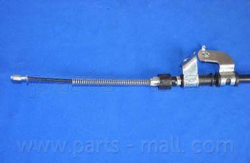 Трос, стояночная тормозная система PARTSMALL арт. PTA109