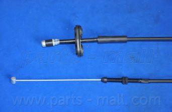 Тросик газа PARTSMALL арт. PTA111