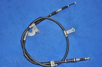 Трос, стояночная тормозная система PARTSMALL арт. PTA363