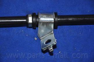 Трос, стояночная тормозная система PARTSMALL арт. PTA501