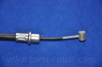 Трос, стояночная тормозная система PARTSMALL арт. PTA524