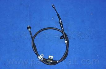 Трос, стояночная тормозная система PARTSMALL арт. PTB368