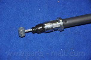 Трос, стояночная тормозная система PARTSMALL арт. PTC022