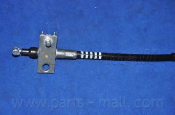 Трос, стояночная тормозная система PARTSMALL арт. PTD003