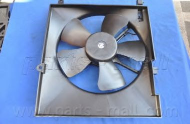 Вентилятор, охлаждение двигателя PARTSMALL арт. PXNAC002