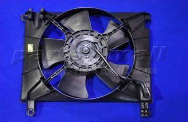 Вентилятор, охлаждение двигателя PARTSMALL арт. PXNAC028
