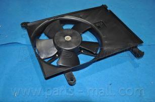 Вентилятор, конденсатор кондиционера PARTSMALL арт. PXNBC002