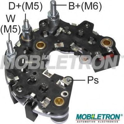 Выпрямитель, генератор MOBILETRON арт. RK01