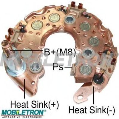 Выпрямитель, генератор MOBILETRON арт. RN54