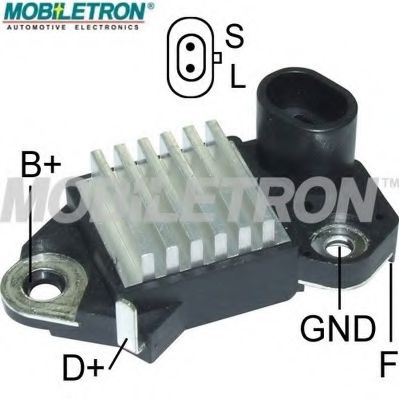 Регулятор генератора MOBILETRON арт. VRD740
