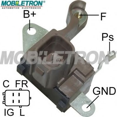 Регулятор генератора MOBILETRON арт. VRH2005149