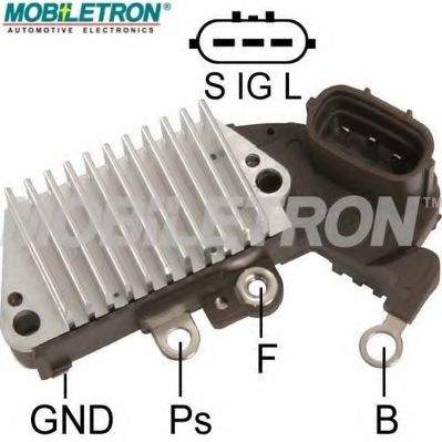 Регулятор генератора MOBILETRON арт. VRH200531A