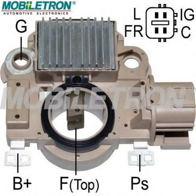 Регулятор генератора MOBILETRON арт. VRH2009113