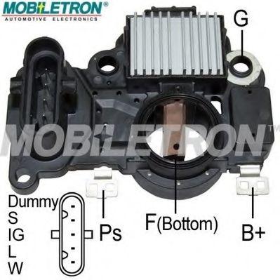 Регулятор генератора MOBILETRON арт. VRH2009125B
