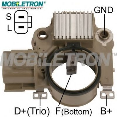 Регулятор генератора MOBILETRON арт. VRH200967