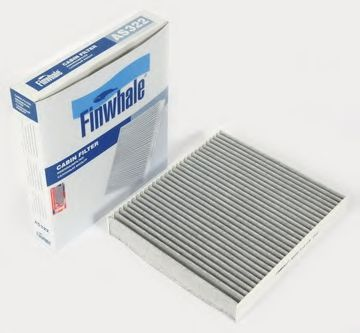 Фильтр, воздух во внутренном пространстве FINWHALE арт. AS322