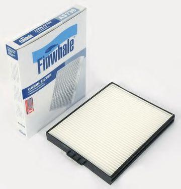 Фильтр, воздух во внутренном пространстве FINWHALE арт.