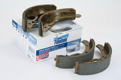 Комплект тормозных колодок FINWHALE арт. VR317