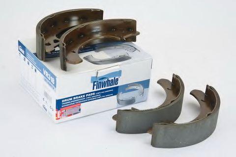 Комплект тормозных колодок FINWHALE арт. VR318
