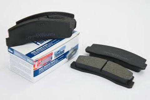 Комплект тормозных колодок, дисковый тормоз FINWHALE арт. V221
