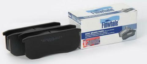Комплект тормозных колодок, дисковый тормоз FINWHALE арт. V220