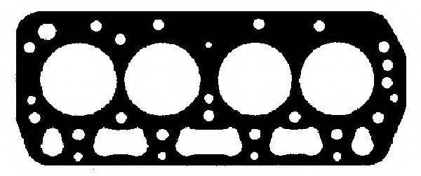 Прокладка, головка цилиндра BGA арт.
