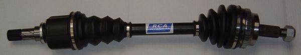 ПОЛУОСЬ R-MASTER 3,0D 10/03> ЛЕВ.NEW RCAFRANCE арт. R419AN