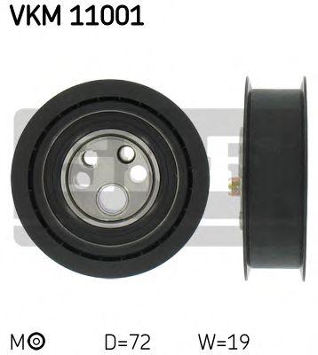 Натяжной ролик, ремень ГРМ SKF арт. VKM11001