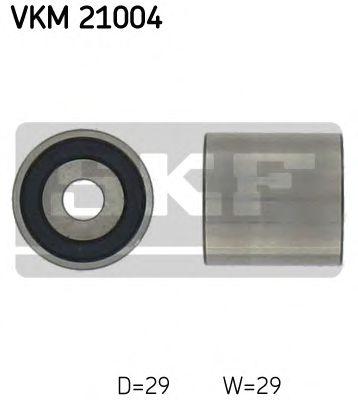 Паразитный / Ведущий ролик, зубчатый ремень SKF арт. VKM21004