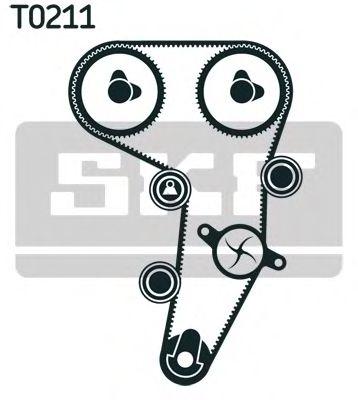 Комплект ремня ГРМ SKF арт. VKMA01259