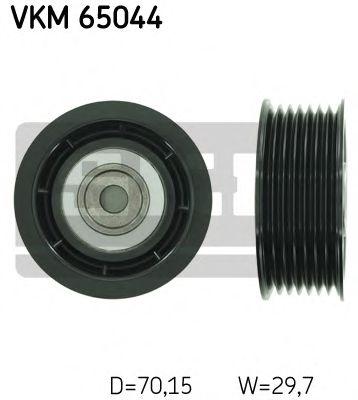 Паразитный / ведущий ролик, поликлиновой ремень SKF арт. VKM65044
