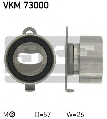 Натяжной ролик, ремень ГРМ SKF арт. VKM73000