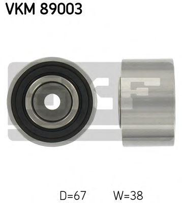 Паразитный / Ведущий ролик, зубчатый ремень SKF арт. VKM89003