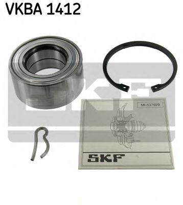 Комплект подшипника ступицы колеса SKF арт. VKBA1412