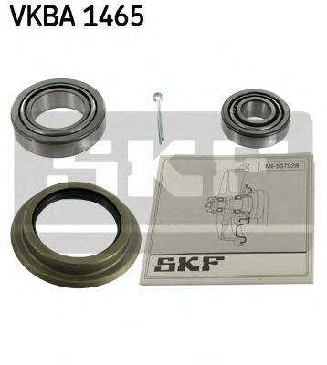 Комплект подшипника ступицы колеса SKF арт. VKBA1465