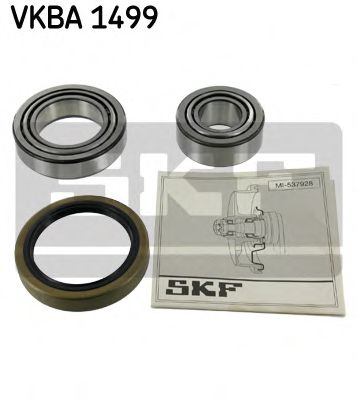 Комплект подшипника ступицы колеса SKF арт. VKBA1499