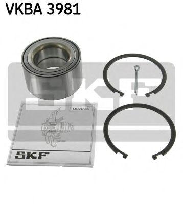 Комплект подшипника ступицы колеса SKF арт. VKBA3981