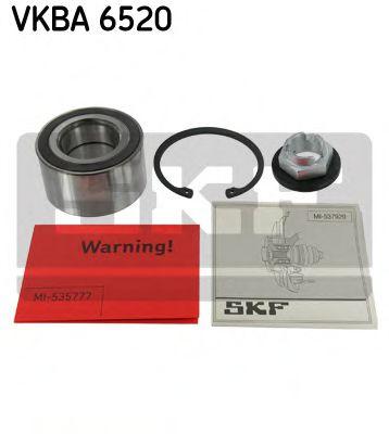 Комплект подшипника ступицы колеса SKF арт. VKBA6520