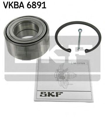 Комплект подшипника ступицы колеса SKF арт. VKBA6891