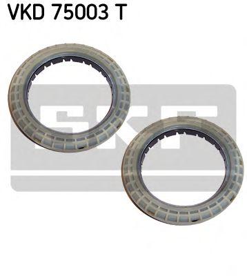 Підшипник кульковий d>30 амортизатора SKF VKD75003T