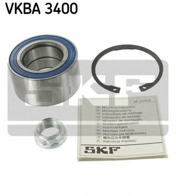 Комплект подшипника ступицы колеса SKF арт. VKBA3400