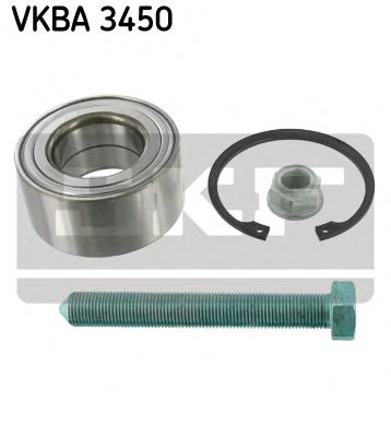 Комплект подшипника ступицы колеса SKF арт. VKBA3450