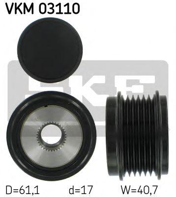Муфта генератора SKF VKM03110