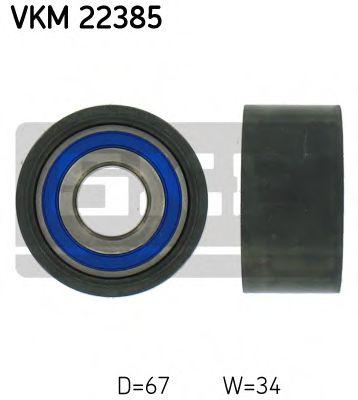 Паразитный / Ведущий ролик, зубчатый ремень SKF арт. VKM22385