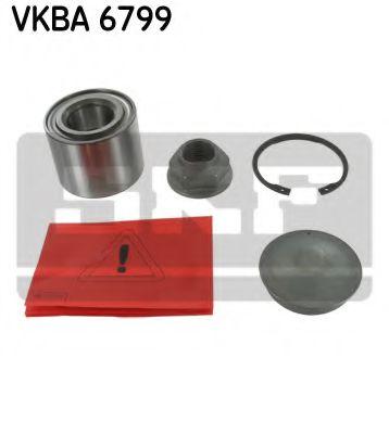 Комплект подшипника ступицы колеса SKF арт. VKBA6799