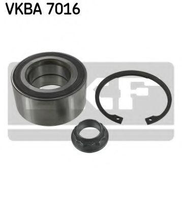 Комплект подшипника ступицы колеса SKF арт. VKBA7016