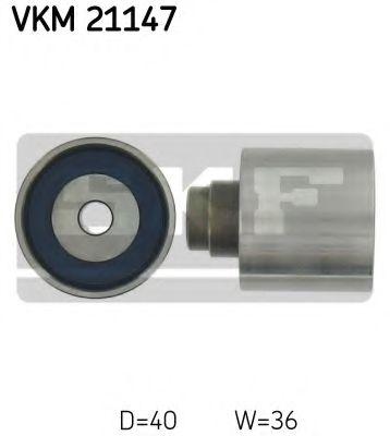 Паразитный / Ведущий ролик, зубчатый ремень SKF арт. VKM21147